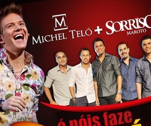 Michel Teló e Sorriso Maroto