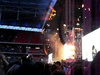 Green Day - Highway to Hell / Brainstew at london's Wembley Stadium 19 June 2010