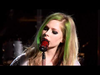Avril Lavigne - My Happy Ending (AOL Sessions)
