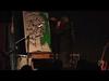 Joseph Arthur - Lack A Vision PAINTING live @ Tin Angel Philadelphia, PA 3/06/10