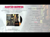 David Bowie - The Rise And Fall Of Ziggy Stardust And The Spiders From Mars Album Sampler