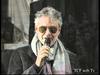 Andrea Bocelli - incontro pubblico per Roméo et Juliette