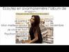 Anggun - Ecoutez en avant-première l'album Echos