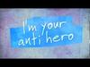Marlon Roudette - Anti-Hero (Le saut de l'Ange) - (lyrics vidéo) (feat. Lala Joy)