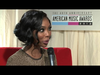Brandy - Backstage At The 2012 AMAs