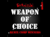 Fatboy Slim - Weapon Of Choice - Remix Comp Runner Up (Sonpub Remix)