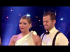 Holly Valance & Artem Chigvintsev - Strictly Come Dancing 2011 / Week 11 - Elimination