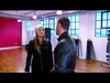Holly Valance & Artem Chigvintsev - Strictly Come Dancing 2011 / Week 9 - Intro & Training