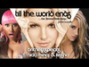 Britney Spears - Till the World Ends (The Femme Fatale Remix) (Official Studio Acapella)