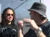 Metallica - Jump in the Studio: BS Babble (September 18, 2002)