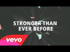 Muttonheads - Stronger Than Ever (feat. Eden Martin)