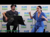 Jessie J - Acoustic Performance Bang Bang on Elvis Duran