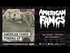 American Fangs - Le Kick Original Demo