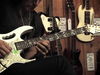 Steve Vai - Building the Church Improv Guitar Center Private Sessions