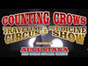 Counting Crows - Traveling Circus and Medicine Show Summer 2010