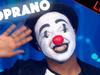 Soprano - Clown / Live dans Les Années Bonheur