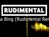 Benny Banks - Bada Bing (Rudimental Remix) (Official)