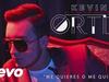 Kevin Ortiz - Me Quieres o Me Quieres (Cover Audio)