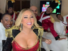 Mariah Carey - All I Want For Christmas Is You (Backstage Fun)