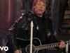 Bon Jovi - Wanted Dead Or Alive (Live on Letterman)
