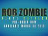 Rob Zombie - Vinyl Catalog - Available March 30