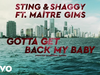 Sting - Gotta Get Back My Baby (feat. Maître Gims)