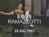 EROS RAMAZZOTTI - COSE DELLA VITA (Amalfi, 1993 - Un disco per l'estate)