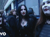 Cradle Of Filth - Fans Outside The London Astoria '98