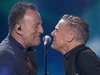 "Bryan Adams & Bruce Springsteen performing Cut's A Knife & ""Badlands"
