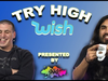 Snoop Dogg - People Try Even MORE Weird Wish Products High | TRY HIGH