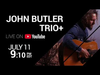 Watch John Butler Trio+ Live From Brooklyn Bowl on WED, JUL 11 at 9:10PM EDT