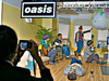Oasis Exhibition in Japan