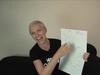 Annie Lennox - SING eBay Auction Lot- Handwritten Lyrics to Cold