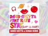 Stay (Don't Go Away) (feat Raye) (David Guetta & R3HAB Remix)