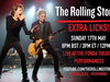 Extra Licks! The Rolling Stones - Live At The Fonda Theatre #ExtraLicks #StayHome rock #WithMe