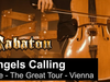 SABATON - Angels Calling (Live - The Great Tour - Vienna)