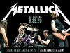 Encore Drive-In Nights Presents Metallica: On Screens August 29, 2020