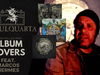 THE MEDIATOR, MACHINE MESSIAH & QUADRA | Storyteller - Album covers part V (feat. Marcos Hermes)