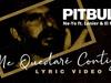 Pitbull x Ne-Yo - Me Quedaré Contigo (Video con Letra Oficial) (feat. Lenier, & El Micha)