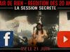 TÉTÉ - RV LE 21 JUIN POUR NOTRE SESSION SECRETE SPECIALE FETE DE LA MUSIQUE!