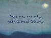 Marianne Faithfull - Surprised by Joy (Lyrics Video)