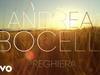 Andrea Bocelli - Preghiera (arr. Mercurio) (Visualiser)